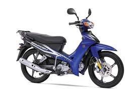 Yamaha New Crypton 110 Full