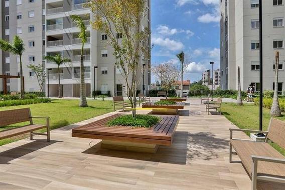 Living Moovie Caminho Do Mar Apartamento Com 3 Dormitórios À Venda, 74 M² Por R$ 430.000 - Jardim Paramount - São Bernardo Do Campo/sp - Ap4729