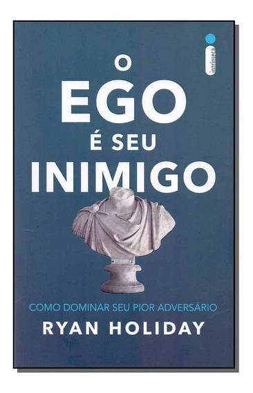 Livro - Ego E Seu Inimigo, O