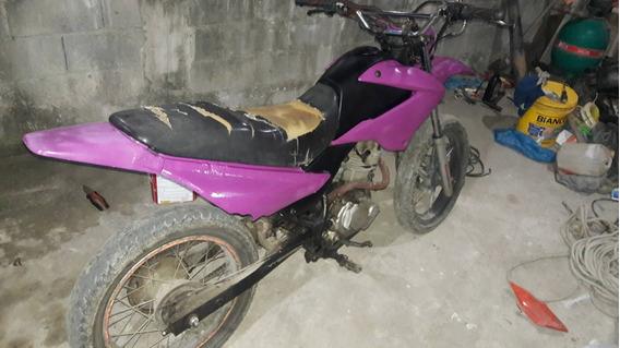 Honda 125 Trilha