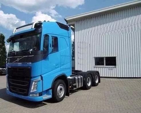 Volvo Fh 540 6x4 (entrada+parcelas) 2019/2020 0km