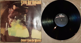 Stevie Ray Vaughan Couldn´t Stand Weather Lp Nacional