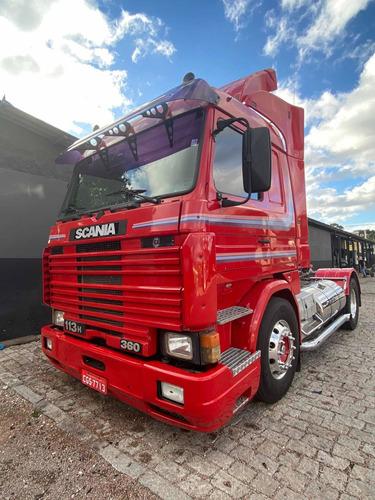 Scania R 113 360 4x2 Toplin