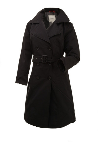 Piloto Mujer Oxford Theresa Trench Impermeable