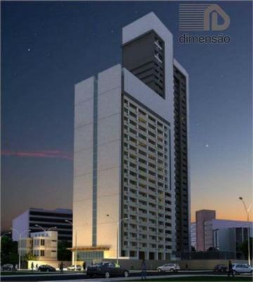 Sala À Venda, 42m² Privativos Por Apenas R$ 191.945 - Centro - Curitiba - Sa0025