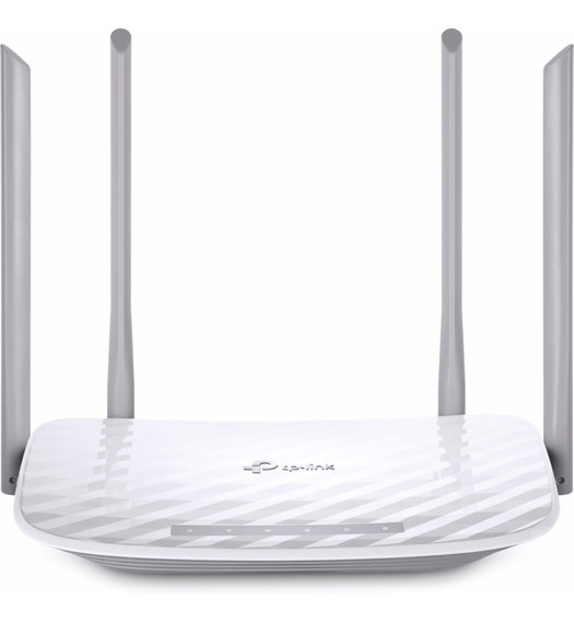 Roteador Wireless Tp-link Archer C5 Ac1200 Mbps Gigabit V.4