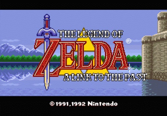 The Legend Of Zelda A Link To The Past Para Pc