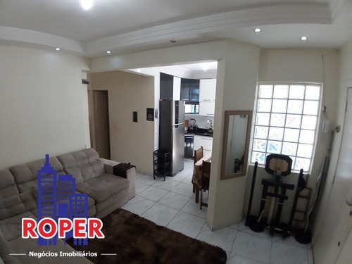Imagem 1 de 20 de Lindo Apartamento De 55 M²/2 Dormitórios À Venda Próximo Do Metrô Tatuapé, Sao Paulo - Ap01077 - 69332733