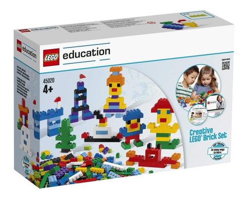 Set Creativo De Ladrillos Lego Education