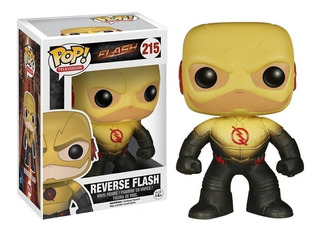 Funko Pop 215 Reverse Flash - Original - Woopy