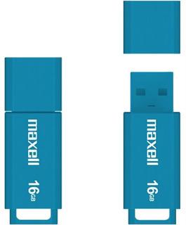 Pendrive 16g Ecodata Azul Maxell