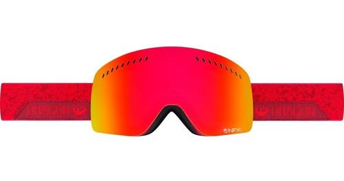 Antiparra Ski/snowboard // Dragon Nfxs Stone Red + Lente