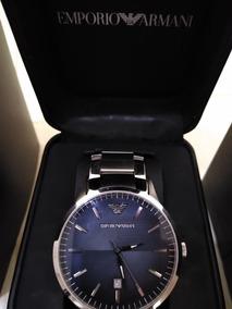 Relógio Masculino Empório Armani Ar2472/1an Luxo