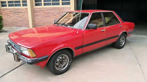 Ford Taunus Ghía 2.3 1982 Rojo Nafta 1 Mano