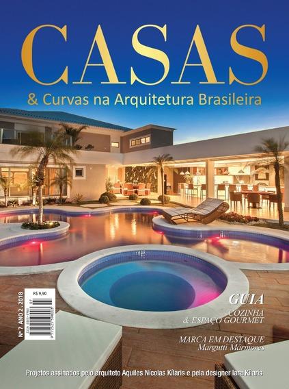 Revista Casas & Curvas Arquitetura Ed. 7 - Aquiles Kilaris