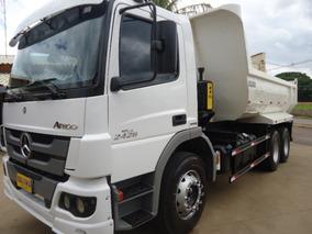 M.benz Atego 2426-2016-truck-caçamba-talismã Veiculos