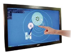 Frame Touch Screem 65 Polegadas Para Espelho Magico