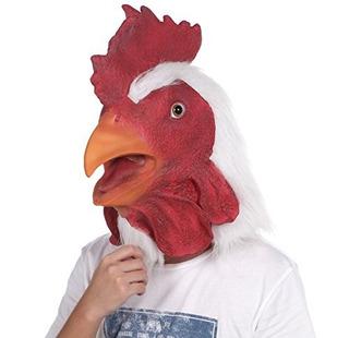 Lubber Mascara De Cabeza De Halloween De Animal De Latex Roo