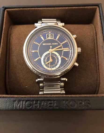 Relógio Michael Kors Semi Novo Em Ótimo Estado.