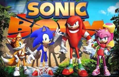 Jogo Nintendo 3ds Sonic Boom Shattered Crystal Frete Grátis