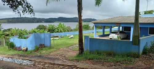 Imagem 1 de 14 de Maravilhosa Chácara Na Beira Da Represa!!!