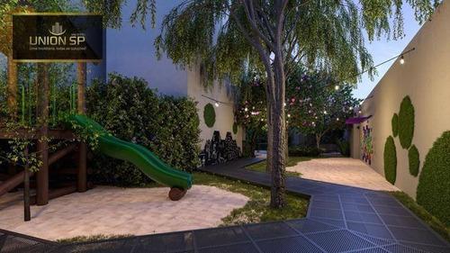 Imagem 1 de 13 de Studio Com 1 Dormitório À Venda, 30 M² Por R$ 442.747,00 - Vila Madalena - São Paulo/sp - St1390