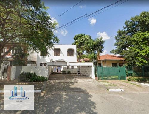 Imagem 1 de 1 de Casa Com 4 Dormitórios À Venda, 304 M² Por R$ 3.500.000,00 - Moema - São Paulo/sp - Ca0131