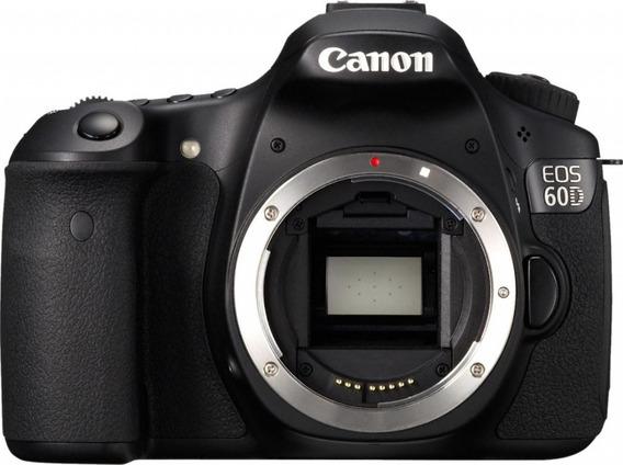 Canon 60d - (corpo)
