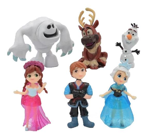 Frozen Set 6 Figuras 7 Cm