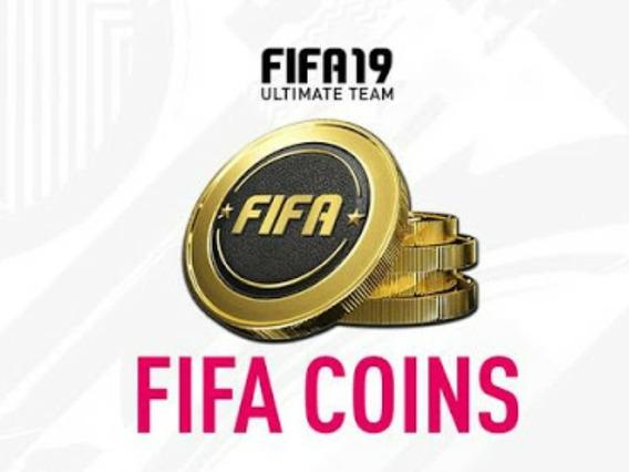 100k Coins Fifa 19 - Veja A Descrição