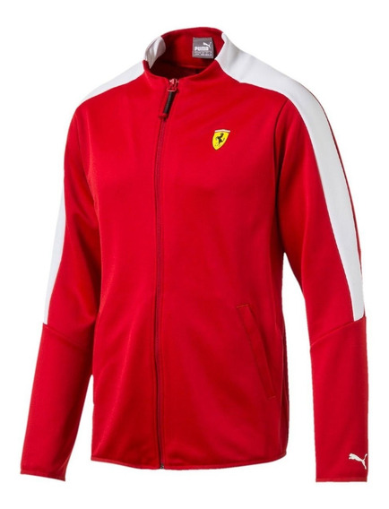 Chamarra Puma Ferrari Track Oferta!!! Mod. 762133 01