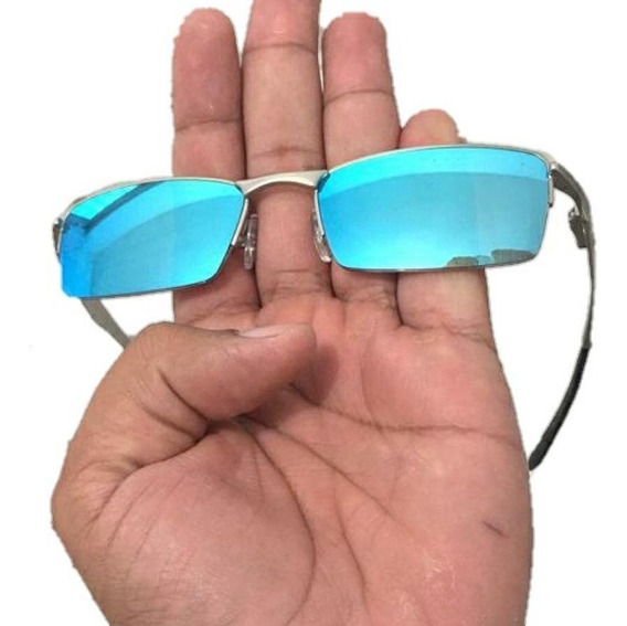 Óculos Lupa Oakley Do Vilão Cores X Metal + Brinde