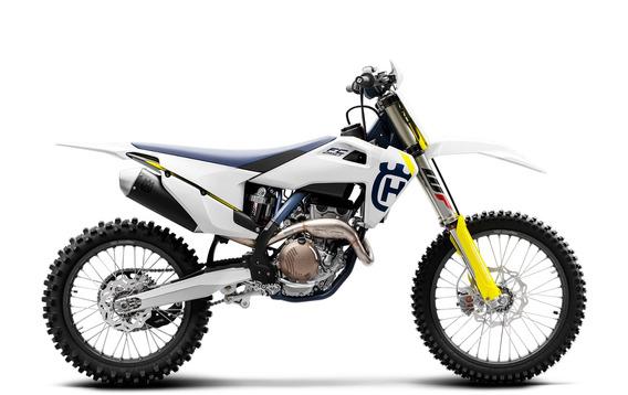 Husqvarna Fc 250 Cross 2020 No Ktm 250 Sx - Palermo Bikes