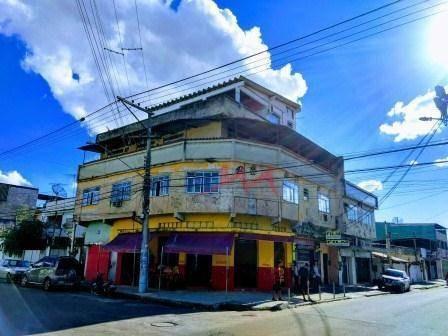 Loja À Venda, 100 M² Por R$ 230.000 - Coelho - São Gonçalo/rj - Lo0001