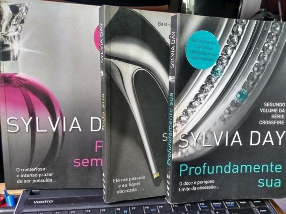 3 Livros Série Crossfire Para Sempre Sua Toda Profundamente