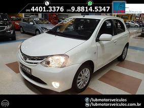 Toyota Etios 1.5 Xls 16v 2013