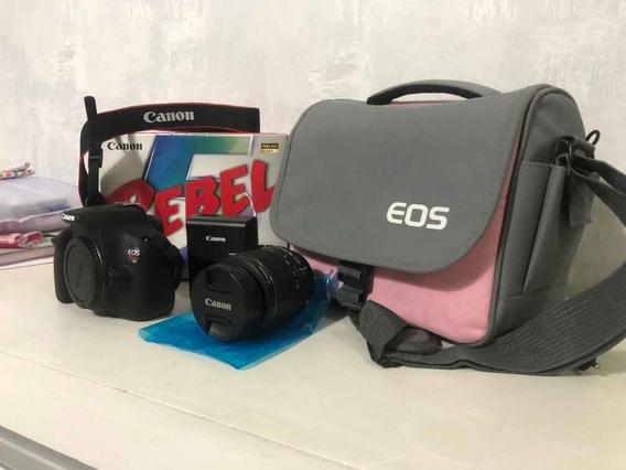 Câmera Fotográfica Cânon T5