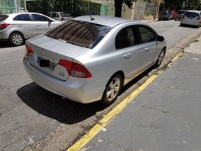 Civic 1.8 Lxs 16v Gasolina 4p Automático