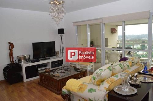 Apartamento Com 3 Dormitórios À Venda, 154 M² - Campo Belo - São Paulo/sp - Ap31111