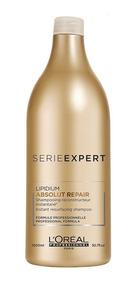 Shampoo Absolut Repair Loréal Profission 1500 Ml