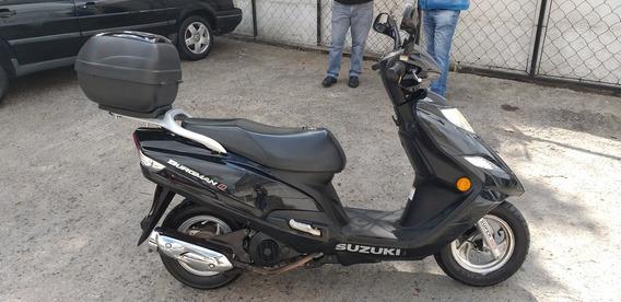 Suzuki Burgmann 125i
