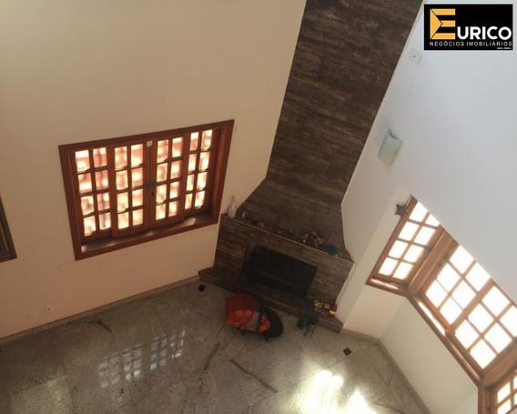 Casa À Venda No Residencial Village Das Flores, Parque Novo Mundo, Jundiai Sp - Ca01850 - 34407770
