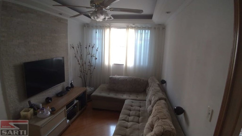 Apartamento Na Vila Constança - St18571