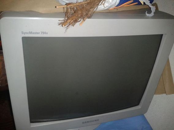 Monitor De Computador Antigo