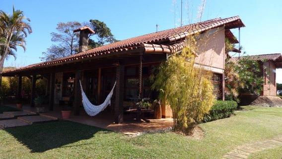Casa Ou Sítio Ou Para Alugar Em Condomínio Fechado - Nova Lima - Mg - 58