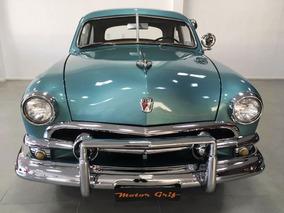 Ford Coupê 1951 Verde Gasolina