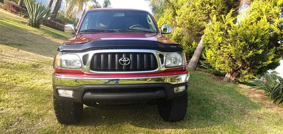 Toyota Tacoma 4x4 Recien Legalizada 6 Cilindros