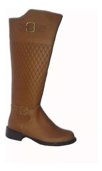 Botas De Montar Mujer Caña Alta Zapatos Diseño Metelese
