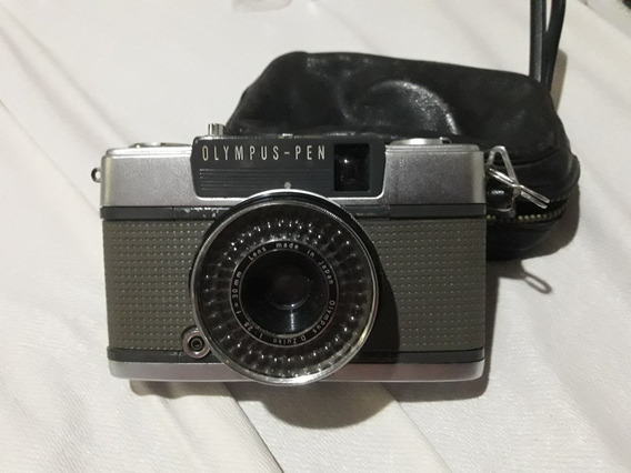 Vintage. Câmera Japonesa Olympus-pen