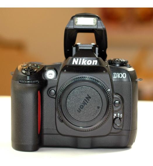 Nikon D100 - Somente O Corpo